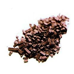 CHOCOLATE FLAKES FLATTEN BAG 1 KG.