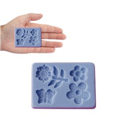 SILICONE MOULD FLOWERS REF. SM840