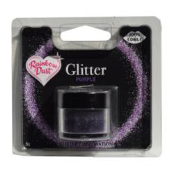 EDIBLE GLITTER PURPLE (...