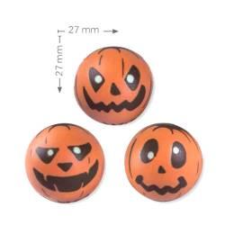 3D HALLOWEEN CHOCOLATE BALLS BOX 40 UNITS (15733F236B)