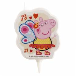 PEPPA PIG CANDLE 2D 7,5 CM,...