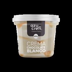 CREMA CHOCOLATE - BLANCO AZUCREN 300 GRAMOS
