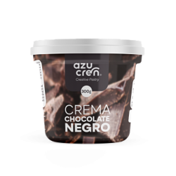 CHOCOLATE CREAM BLACK 300gr