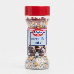SPRINKLES METALLIC MIX 50...