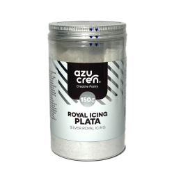 ROYAL ICING SILVER 150 GRAMS