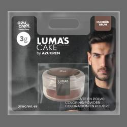 POWDER COLOR LUMA´S BROWN