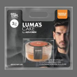 POWDER COLOR LUMA´S ORANGE