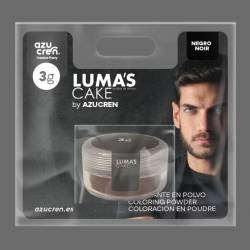 POWDER COLOR LUMA´S BLACK