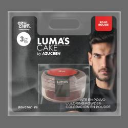 POWDER COLOR LUMA´S RED