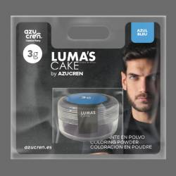 COR PÓ AZUL DE LUMA
