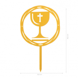 PLASTIC COMMUNION CHALICE...