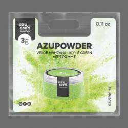 APPLE GREEN POWDER...