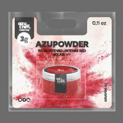 DEEP RED POWDER COLOURING...
