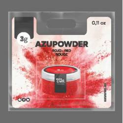RED POWDER COLOURING 3GR....