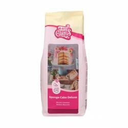 FUNCAKES MIX FOR SPONGE CAKES DELUXE  500GR(F10500)