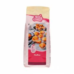 FUNCAKES MIX FOR MUFFINS 1KG.(F10515)