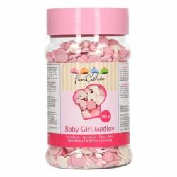 FUNCAKES MEDLEY - BABY GIRL 180 GRAMOS ( G42682 )