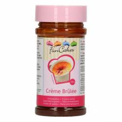 FUNCAKES CREME BRULEE PASTE AROMA 100gr ( FC9022 )