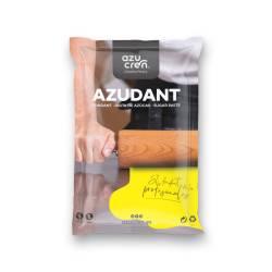 AZUDANT FONDANT YELLOW 1 KG.