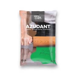 AZUDANT FONDANT GREEN 1 KG.