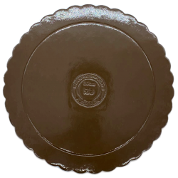 EXTRA STRONG BROWN DISC 20 X 3MM. HEIGHT (WITHOUT FILM)