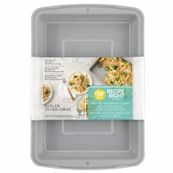 RECTANGULAR MOULD 32.5 X 22.5 CM. WITH LID WILTON (...