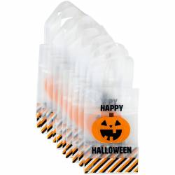 PACK 10 HAPPY HALLOWEEN CANDY BAGS WILTON ( 1912 - 0 -0250 )