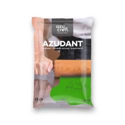 AZUDANT FONDANT FLUOR GREEN 1 KG.