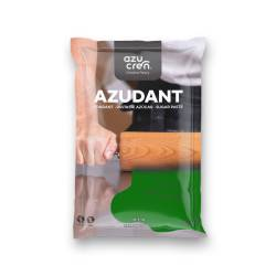 AZUDANT FONDANT GREEN LEAF 1 KG.