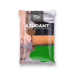 AZUDANT FONDANT GRASS GREEN 2 KG.