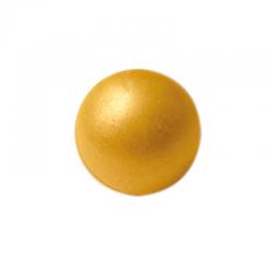 WHITE CHOCOLATE GOLD BALL BOX 40 UNITS ( 9544F236B )