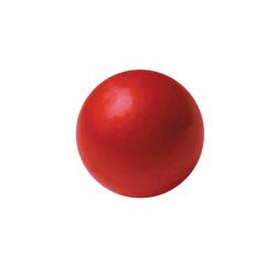 RED WHITE CHOCOLATE BALL BOX 40 UNITS ( 9548F236B )