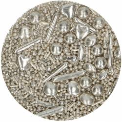 FUNCAKES SPRINKLE MEDLEY - SILVER 65 GRAMS ( F51190 )
