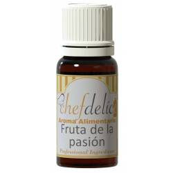 PASSION FRUIT FLAVOUR CONCENTRATE 10 ML. CHEFDELICE ( 1024 )
