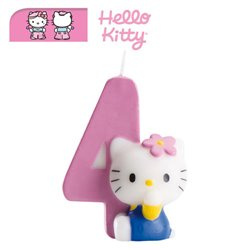 HELLO KITTY CANDLES Nº 4 DEKORA UNIT