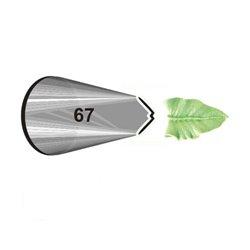 "NOZZLE Nº 67 WILTON "" BLADE "" ( 418-67 )"