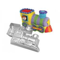 3D WILTON TRAIN CAKE MOULD ( 2105-2861 )
