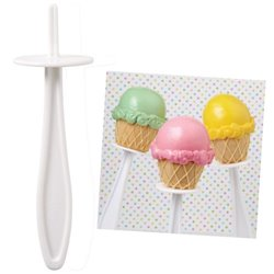 CANDY STICK PACK 6 UNITS WILTON ( LENGTH 23 CM. ) ( 2103-1122 )