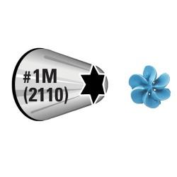 """1M WILTON """"OPEN STAR"""" NOZZLE ( 418-2110 )"""
