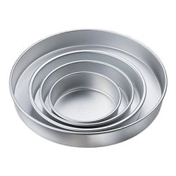 SET 4 WILTON ROUND CAKE MOULD ( 2105-2101 )