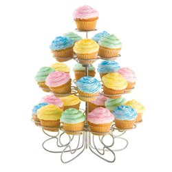 STAND FOR 24 MINI CUPCAKE WILTON (307-250)