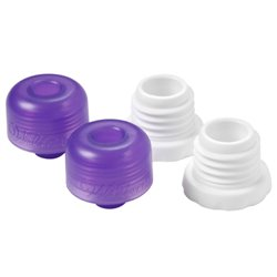 PLUG + NOZZLE ADAPTER KIT FOR WILTON CANDY MELTS ( 1904-1022 )
