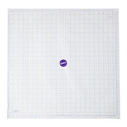 MAT FOR STRETCHING DOUGHS WITH WILTON GUIDES ( 409-2556 )