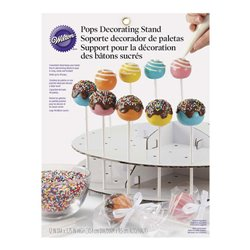 STAND/EXHIBITOR FOR CAKEPOP WILTON ( 1512-136 )