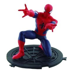 SPIDERMAN RED CROUCH ( 96033 )