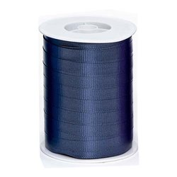 "EMBOSSED RIBBON, COLOUR ""NAVY BLUE"", ROLL 500 METRES"