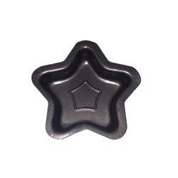 METAL STAR MOLD ( 9 X 10 X 2.5 CM. DEEP )