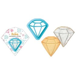 PLASTIC DIAMOND CUTTER DECORATES ( 0255055 )
