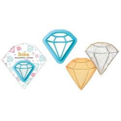 PLASTIC DIAMOND CUTTER DECORATES ( 0255055 )