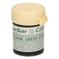 FOLIAGE GREEN EXTRA ( C103 ) GLUTEN FREE SUGARFLAIR POT 42 GRAMS ( C103 )
